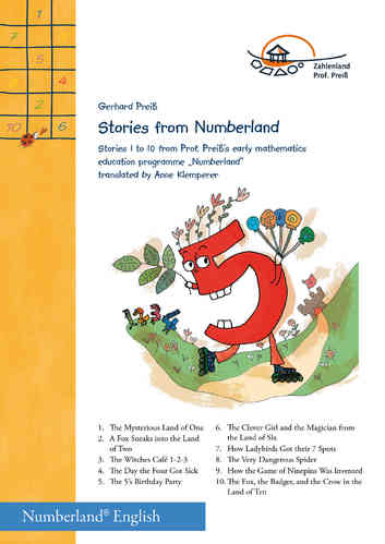 Stories from Numberland 1 to 10